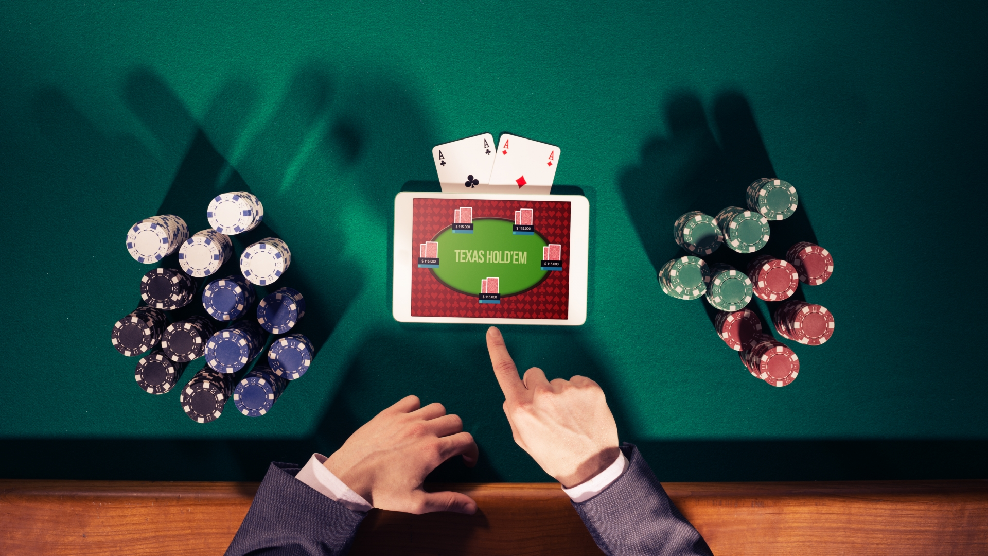 Where to play free poker online
